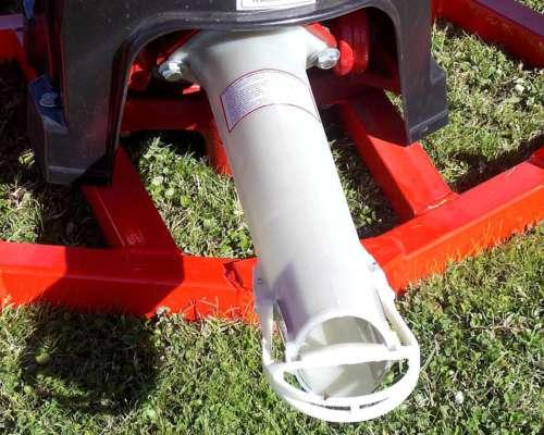 Fertilizadora Yomel para 3 Puntos de 600 Litros