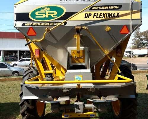 Fertilizadora SR 6000 Lts - Rodado Alto - Balanza - 0 km