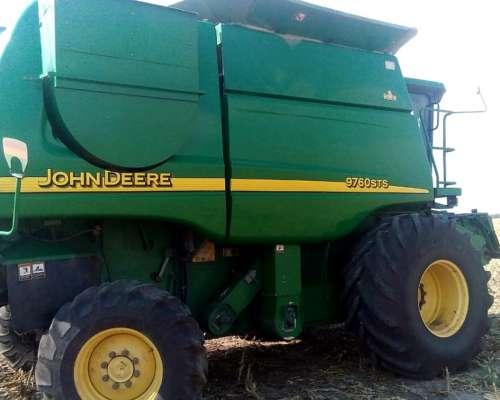 Cosechadora John Deere 9760 Sts