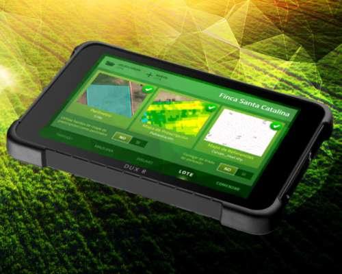 Banderillero y Mapeador Satelital DUX 8 Lite Financiación