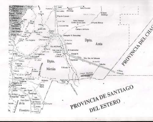 Salta,nuestra Señora de Talavera, 1940 Ha