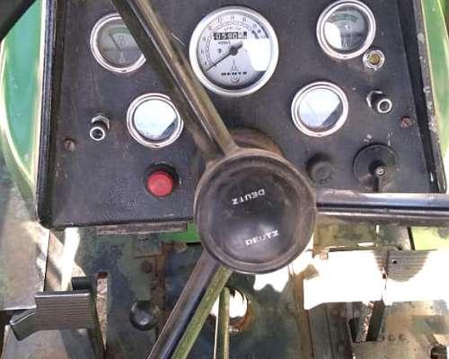 Tractor Usado Deutz Fahr Ax120s