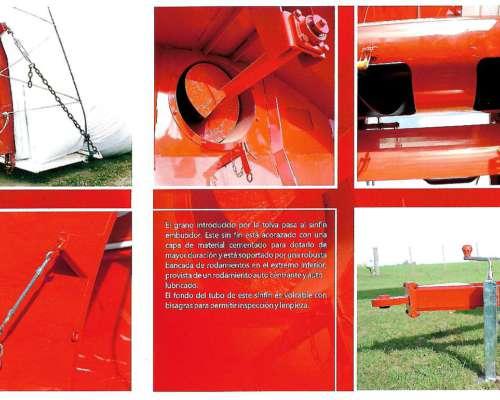 Embolsadora Ombu - Modelo Egso 480 - Nueva - Entrega Inmedia