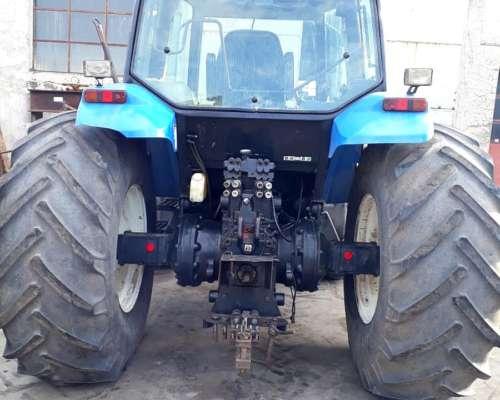 New Holland TM 165 - 2008, Motor 1100 Hs