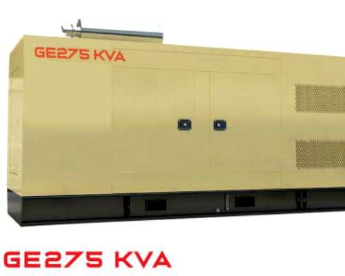 Grupo Electrogeno GE275 KVA Sinomach - Eisenmanner