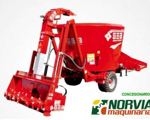 Cargador Continuo CM300 GEA Gergolet