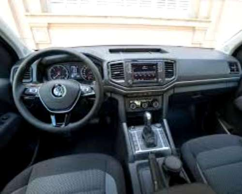 Volkswagen Amarok V6 Comfortline TDI 3.0 258cv 4X4 Espasa SA