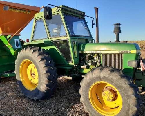 Tractores John Deere 2850 Agroads