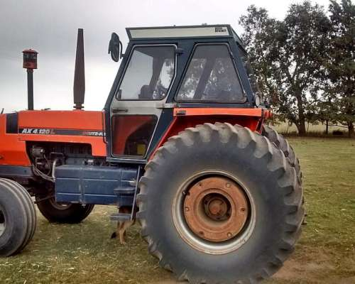 Tractor Deutz Fahr 120 (1996)
