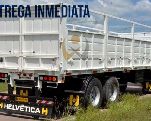 Acoplado Helvetica Bda. Vble - 0km - 9.35 Mts.