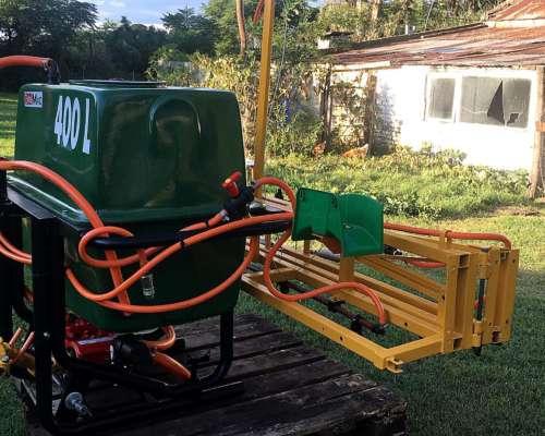 Pulverizador Serafini, 400 Litros