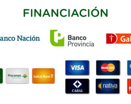 Banderillero Satelital Multifunción DUX Financialo en Pesos
