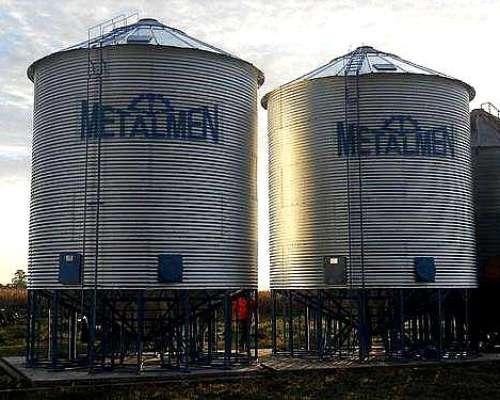 Silos Menonitas Metalmen 80t $99300