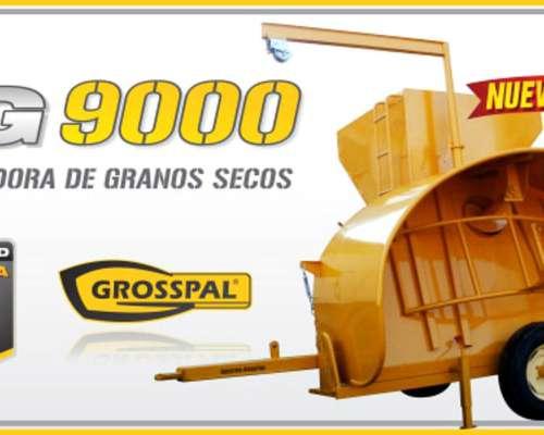 Embutidoras Granos Grosspal VG 9000