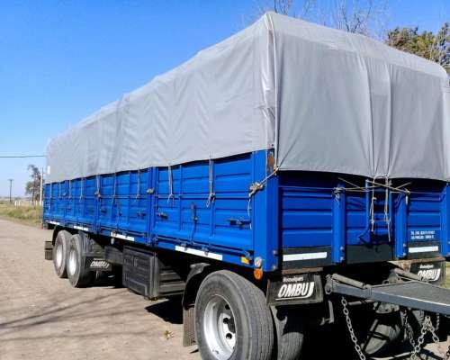 Vendo Camión Iveco Cursor 330 año 2013 Armado Completo