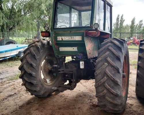 Tractor Zanello V210 Motor Perkins