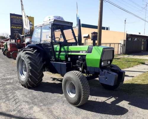 Tractor Deutz AX 120, CAB Orig, 23-1-30 Vende, Cignoli Hnos