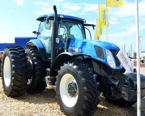 Tractor Agrícola T7.260 4wd - 0km