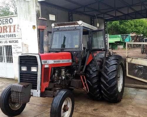 Vendo Massey Ferguson 1195 L