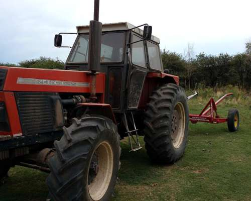 Tractor Zetor 16245 Impecable
