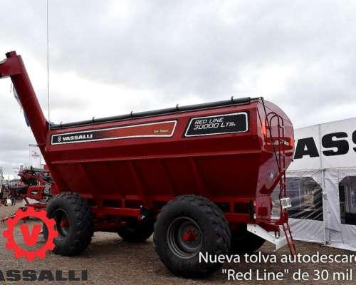 Tolva Autod .vassalli 30.000 Lts .disponible .gomas 24,5x32