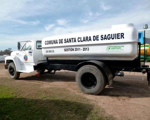 Equipo de Riego para Camión.tanque 8.000 Lts. Prfv.