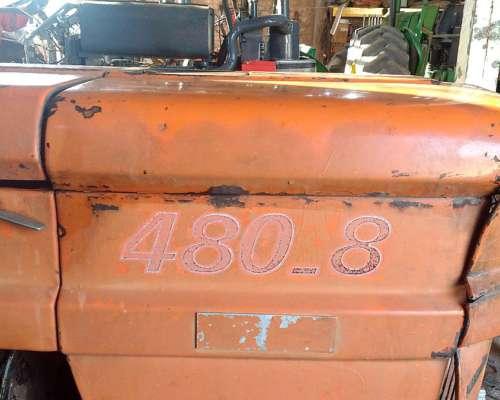 Tractor Fiat 480-8 Frutero