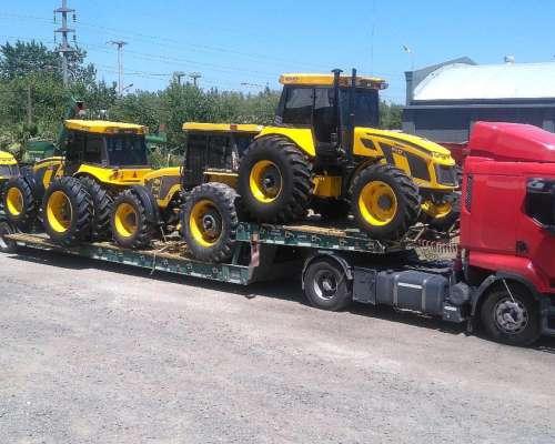 Transporte Maquinarias Agricolas Carretones