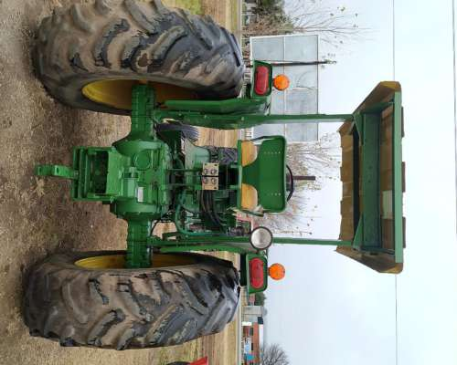 Tractor Jhon Deere 3530 Impecable