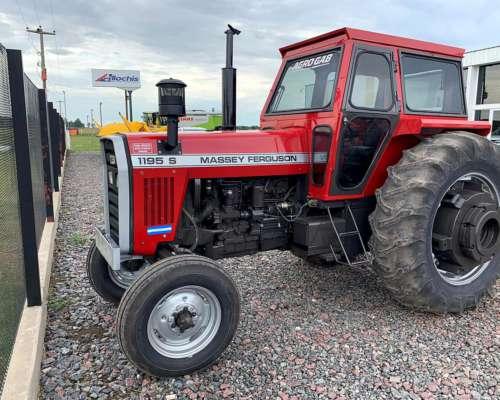 Tractor Massey Ferguson 1195 S