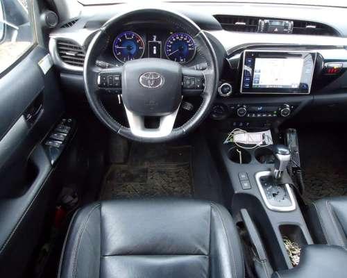 Oport. en Garantía de Fabrica. Toyota Hilux SRX 4X4 AT 2016.