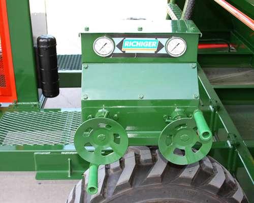 Quebradora Embolsadora de Granos Quebrados R950m - Richiger
