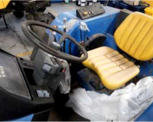 Tractor New Holland TS 120 año 2003