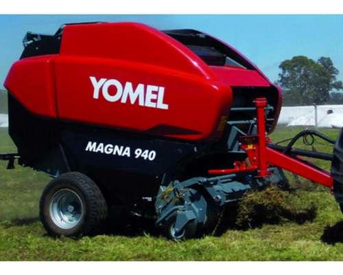 Rotoenfardadora Yomel Magna 940