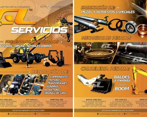 Maquinas Viales Reparacion Y Service En Todo El Pais