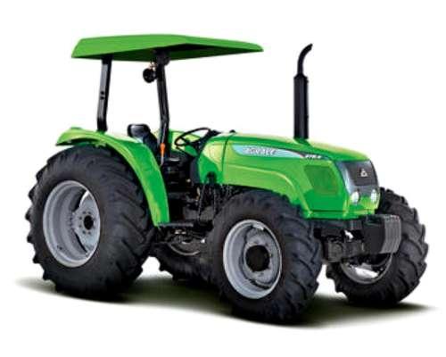 Tractor Agrale Modelo 575.4