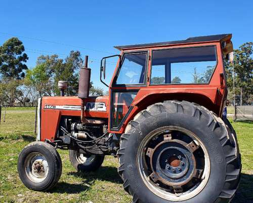 Tractor Massey Ferguson 1175 - Excelente Estado