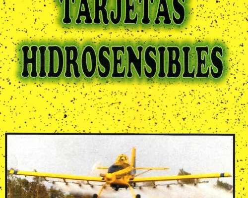 Tarjetas Hidrosensibles Para Control De Pulverizaciones