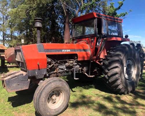 Tractor Deutz Fahr FX 120 año 1983