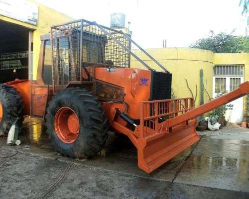 Tractor Zanello para el Monte Recibo Menor