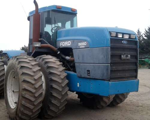 Tractor New Holland 9280, año 1995
