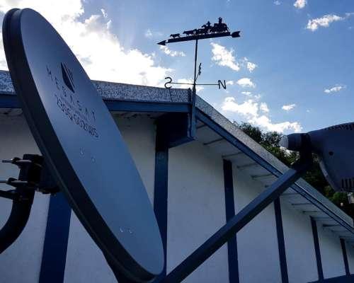 Megasat Internet Rural Satelital Banda Ancha