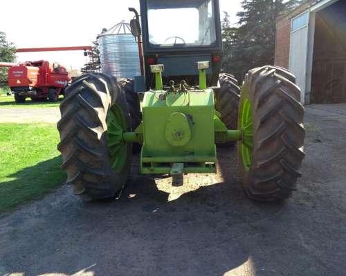 Tractor Zanello Articulado, Motor MB Turbo Cubierta 18-4x34