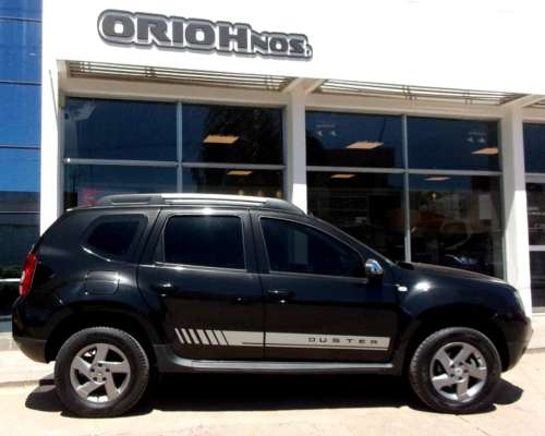Duster Luxe 2.0 4wd año 2013, Impecable Tasa 17%