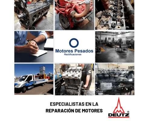 Reparación, Servicio y Repuestos para Motores Deutz