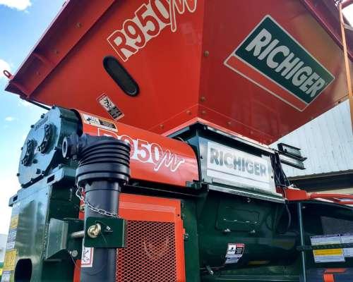 Quebradora Embolsadora Richiger R950 M - Disponible Nueva