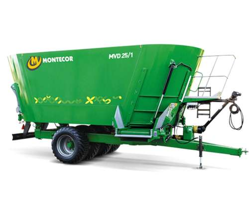 Mixer Vertical Mvd 25/1 (doble) - Montecor