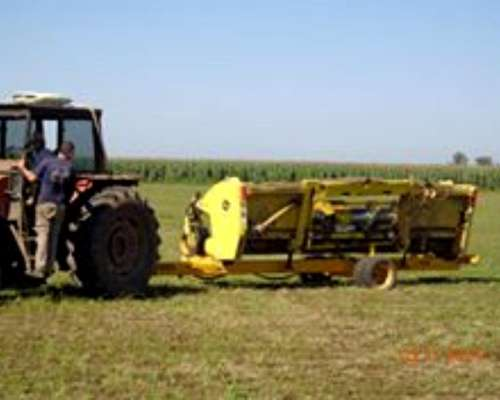 Carro para Cabezal Recolector de Pasturas JD.