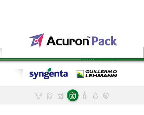 Acuron Pack - Herbicida Syngenta
