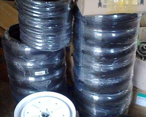 Cubiertas 2 7-8 X 15 y 4 1/2 X 15 Apache- Agrometal Pla Tede